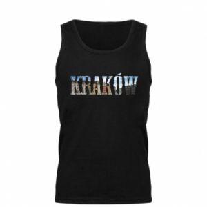 Męska koszulka Kraków