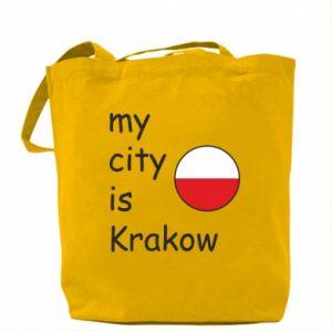 Torba My city is Krakow