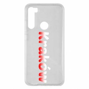 Xiaomi Redmi Note 8 Case Krakow