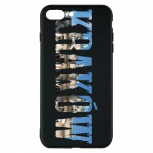 Phone case for iPhone 8 Plus Krakow