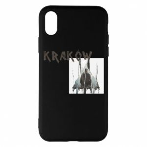iPhone X/Xs Case Krakow