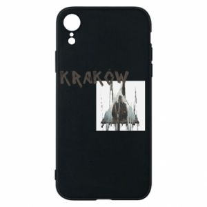 iPhone XR Case Krakow