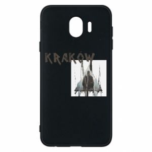 Phone case for Samsung J4 Krakow