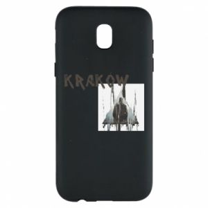 Phone case for Samsung J5 2017 Krakow