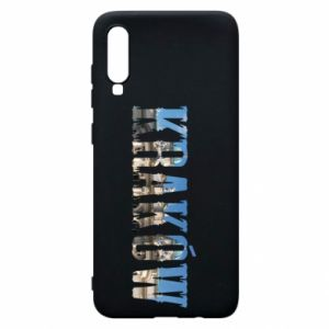 Phone case for Samsung A70 Krakow