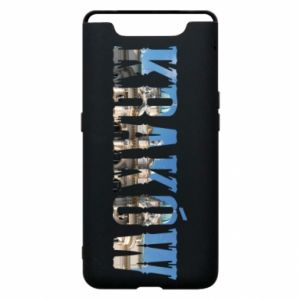 Phone case for Samsung A80 Krakow