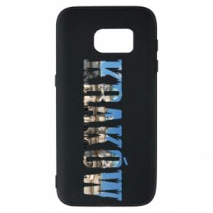 Phone case for Samsung S7 Krakow