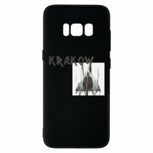 Phone case for Samsung S8 Krakow