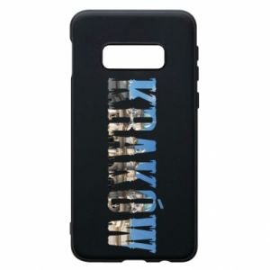 Phone case for Samsung S10e Krakow