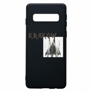 Phone case for Samsung S10 Krakow