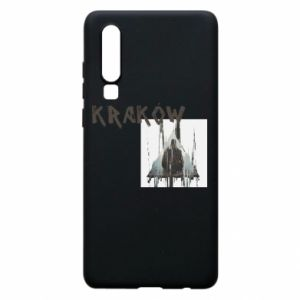 Phone case for Huawei P30 Krakow