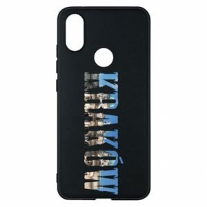 Phone case for Xiaomi Mi A2 Krakow