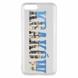 Phone case for Xiaomi Mi6 Krakow