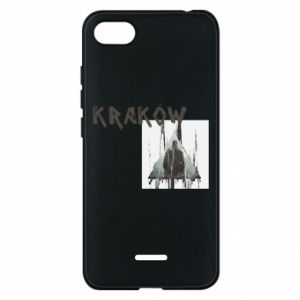 Phone case for Xiaomi Redmi 6A Krakow