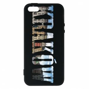 Phone case for iPhone 5/5S/SE Krakow