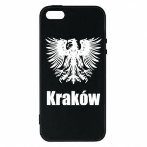 Etui na iPhone 5/5S/SE Kraków - PrintSalon