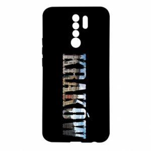 Etui na Xiaomi Redmi 9 Kraków