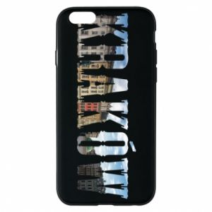 Phone case for iPhone 6/6S Krakow