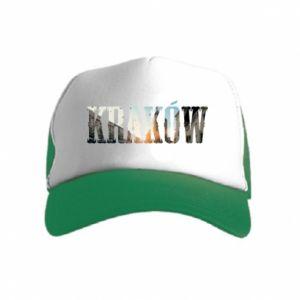 Kid's Trucker Hat Krakow