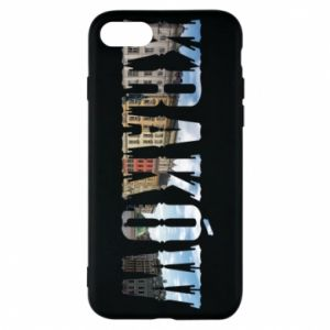 Phone case for iPhone 7 Krakow