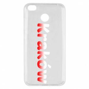 Xiaomi Redmi 4X Case Krakow