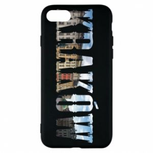 Phone case for iPhone 8 Krakow