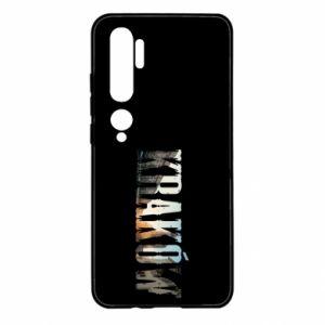 Xiaomi Mi Note 10 Case Krakow