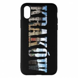 Phone case for iPhone X/Xs Krakow