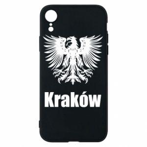 Etui na iPhone XR Kraków - PrintSalon