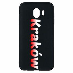 Samsung J4 Case Krakow