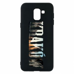 Phone case for Samsung J6 Krakow