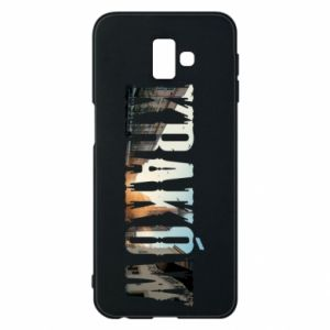 Phone case for Samsung J6 Plus 2018 Krakow