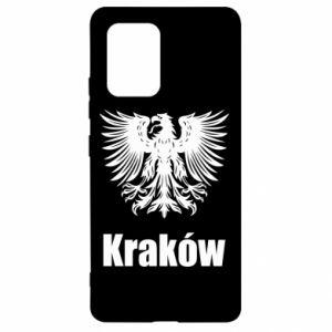 Samsung S10 Lite Case Krakow