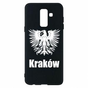 Etui na Samsung A6+ 2018 Kraków - PrintSalon