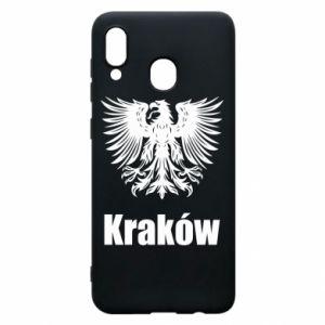 Etui na Samsung A20 Kraków - PrintSalon