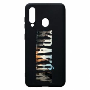 Phone case for Samsung A60 Krakow