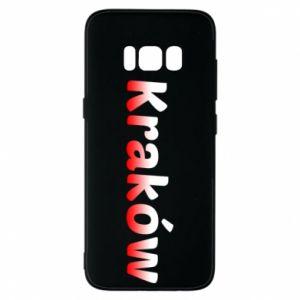 Samsung S8 Case Krakow