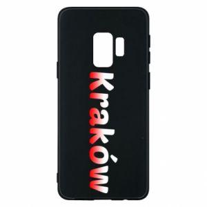 Samsung S9 Case Krakow