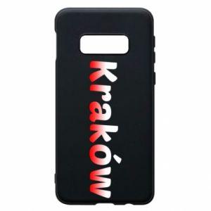 Samsung S10e Case Krakow