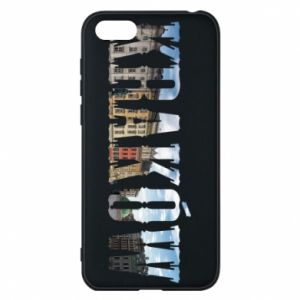 Phone case for Huawei Y5 2018 Krakow