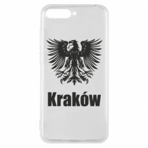 Etui na Huawei Y6 2018 Kraków - PrintSalon