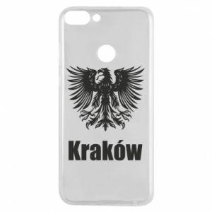 Etui na Huawei P Smart Kraków - PrintSalon