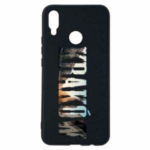 Phone case for Huawei P Smart Plus Krakow
