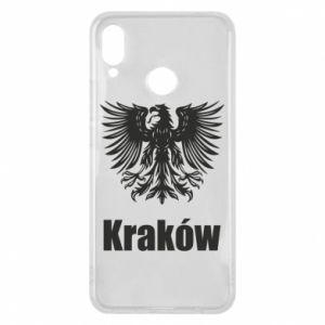 Etui na Huawei P Smart Plus Kraków - PrintSalon