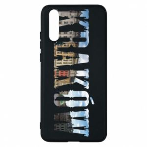 Phone case for Huawei P20 Krakow