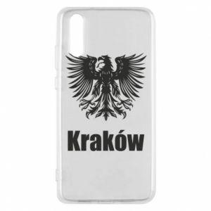 Etui na Huawei P20 Kraków - PrintSalon