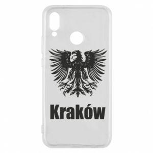 Etui na Huawei P20 Lite Kraków - PrintSalon