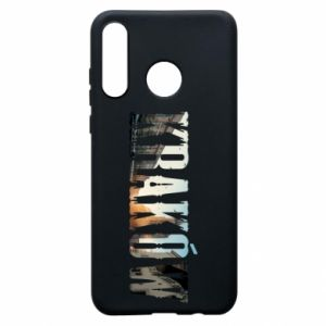 Phone case for Huawei P30 Lite Krakow