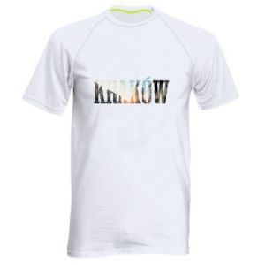 Men's sports t-shirt Krakow