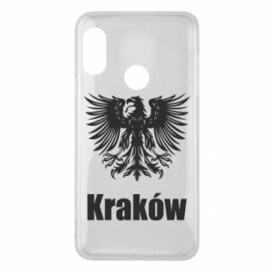 Etui na Mi A2 Lite Kraków - PrintSalon